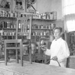 Bert sr. Ambachtsschool 1950