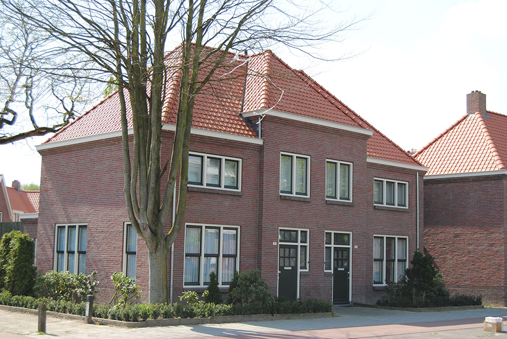 Philipsdorp: Renovatie schilderwerk