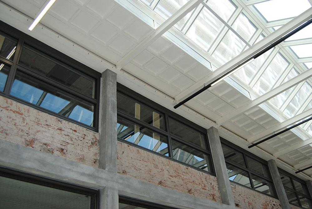 TQ: Transformatie oude Philips fabriek tot kantoor ruimtes