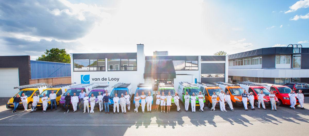 Team Van de Looy Schildersbedrijf
